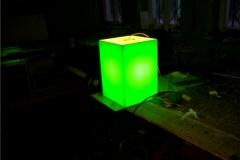 lampka z plexi