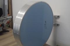 kaseton okrągły boczny