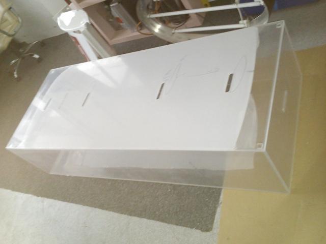 plexi box